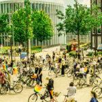 CSD-Fahrrad-Demo