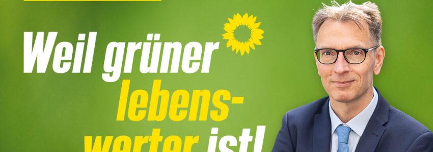 Daniel Fuhrhop: 12.9. Oberbürgermeisterwahl