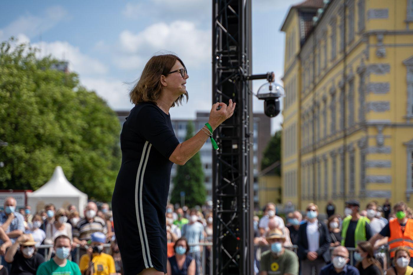 Susanne Menge (Foto: Hubert Hill)