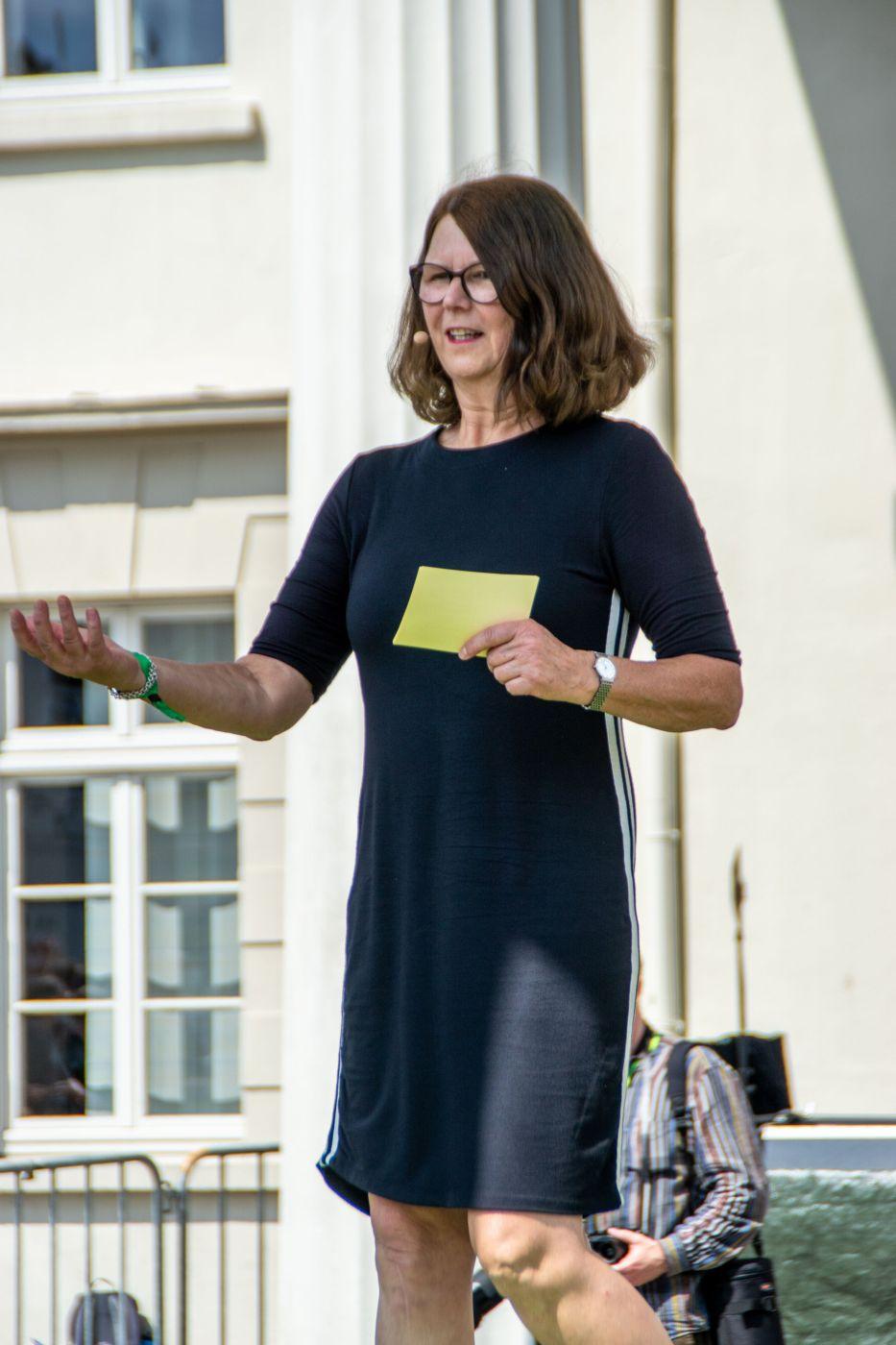 Susanne Menge (Foto: Thorsten Duhn)
