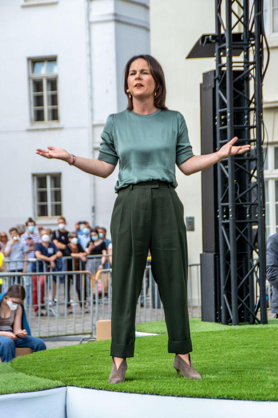 Annalena Baerbock (Foto: Thorsten Duhn)