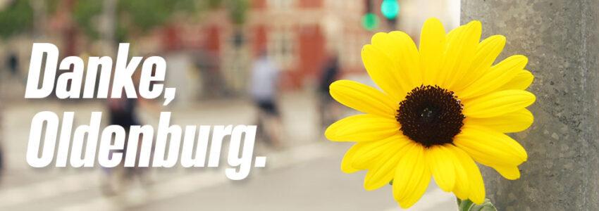 Danke Oldenburg.
